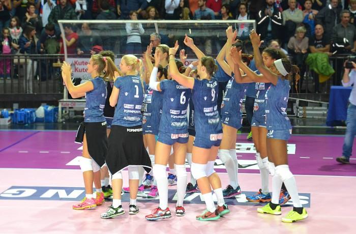 Volley femminile - Foppapedretti Bergamo: ecco come si vince!