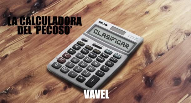La calculadora del 'Pecoso' Castro