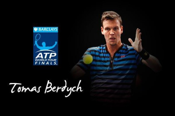 ATP World Tour Finals Preview: Tomas Berdych