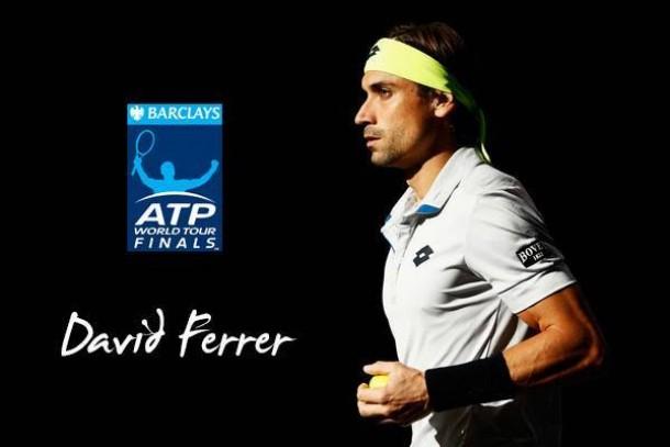 ATP Finals 2015: David Ferrer, em busca da boa forma do início do ano