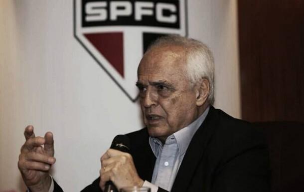 Novo presidente Leco passa por dificuldades para pacificar ambiente do São Paulo
