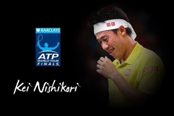 ATP World Tour Finals Preview: Kei Nishikori