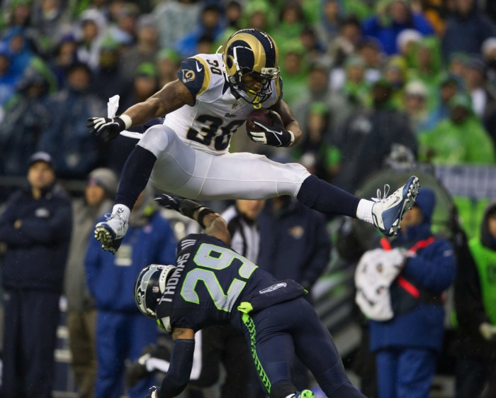 St. Louis Rams RB Todd Gurley Named VAVEL NFL Rookie Of The Week For Fifth Time This Season