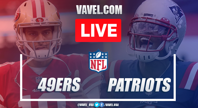 highlights and touchdowns san francisco 49ers 33 6 new england patriots on nfl week 7 10 26 2020 vavel usa vavel com