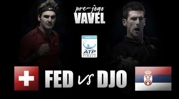 Roger Federer - Novak Djokovic: broche final a una temporada de ensueño