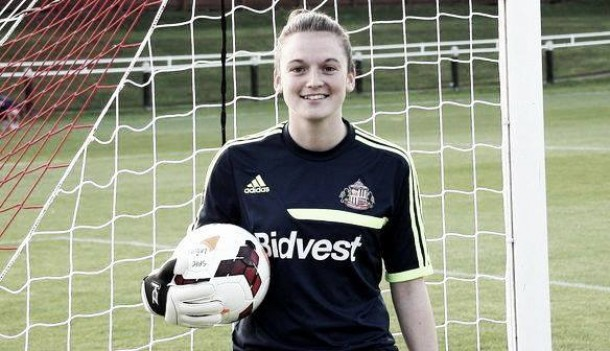 Sunderland Ladies' goalkeeper Rachael Laws receives England call-up