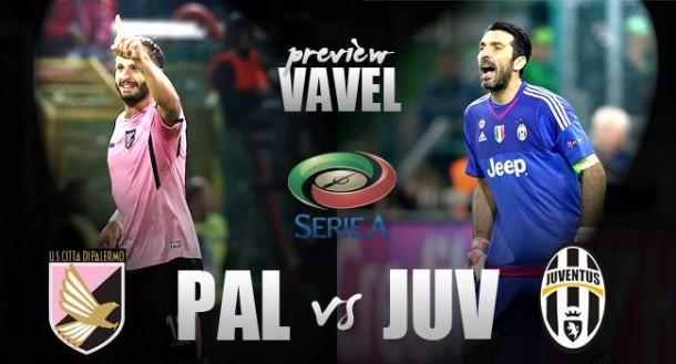 Em boa fase, Juventus visita o Palermo visando manter sequencia de vitórias