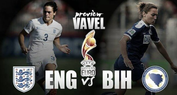 UEFA Women's EURO 2017 Qualifier - England vs Bosnia and Herzegovina: Lionesses hoping for perfect homecoming