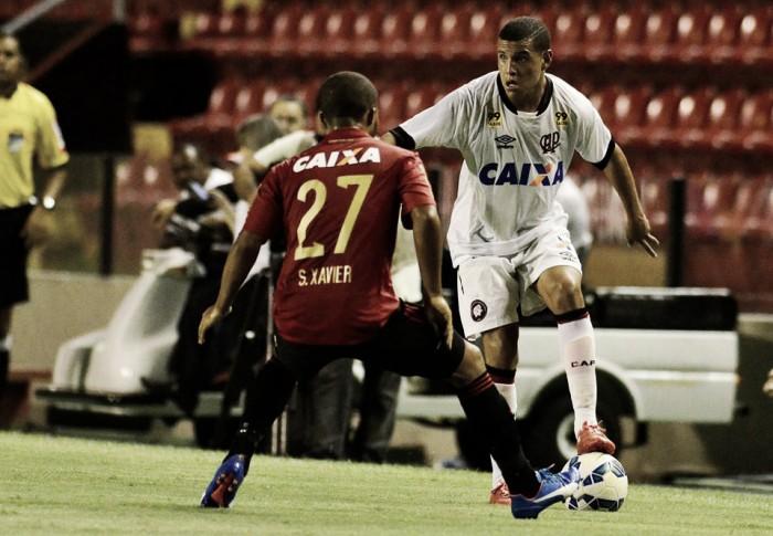 Sport e Atlético-PR se enfrentam visando manutenção de sequência positiva