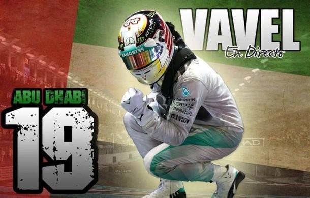 Live Formula 1, Diretta del Gran Premio di Abu Dhabi