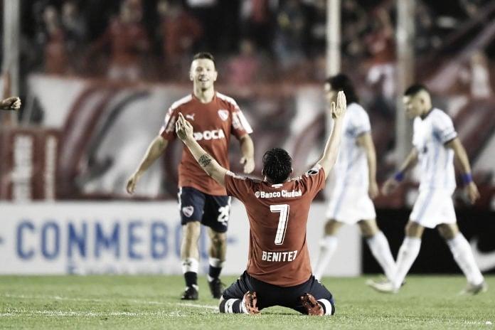 Independiente vs Atlético Tucumán: Historial