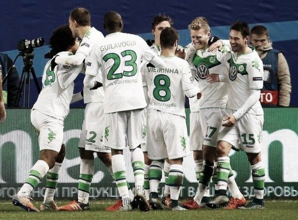 CSKA Moscow 0-2 VfL Wolfsburg: Super Schürrle sends unlucky Russians out of Champions League