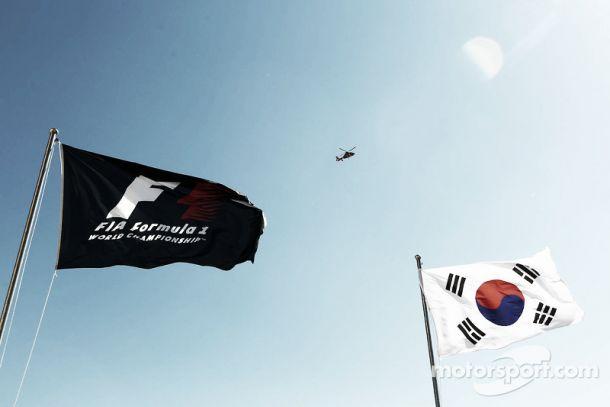 Ameaça de crise pode impedir GP nas ruas de Seoul