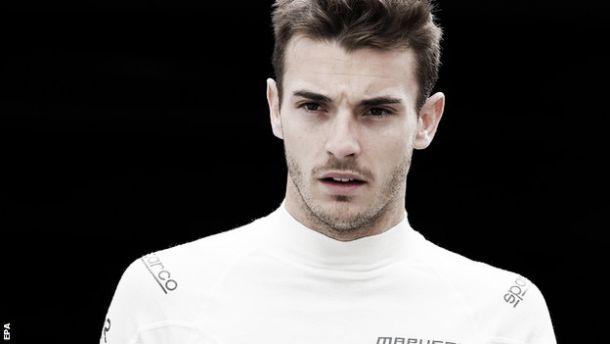 Confirmada extensa lesão cerebral de Jules Bianchi