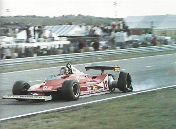 Holanda 1979: Jones vence, mas é Villeneuve quem dá nas vistas