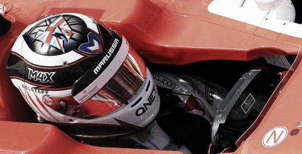 Marussia apenas com Max Chilton na Rússia