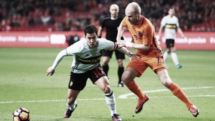 Amichevoli, Carrasco risponde a Klaassen: 1-1 tra Olanda e Belgio