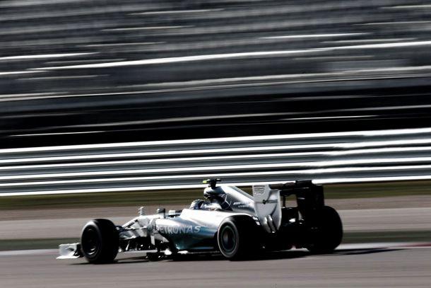 FP1 do GP do Brasil: Rosberg na frente