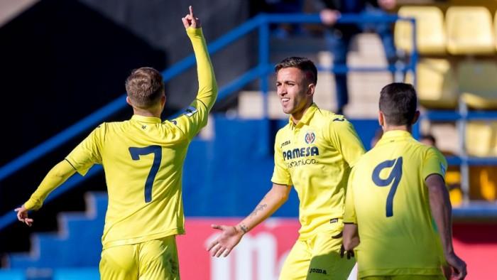 El Villarreal B cierra 2017 con victoria