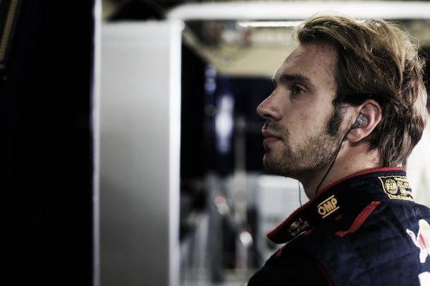Vergne fora da Toro Rosso