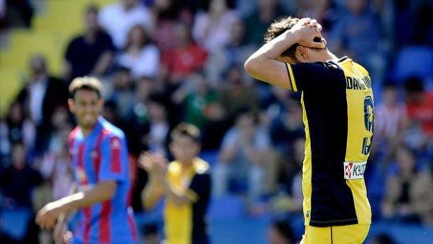 Clamoroso AtleticoMadrid: perde a Levante e riapre le Liga