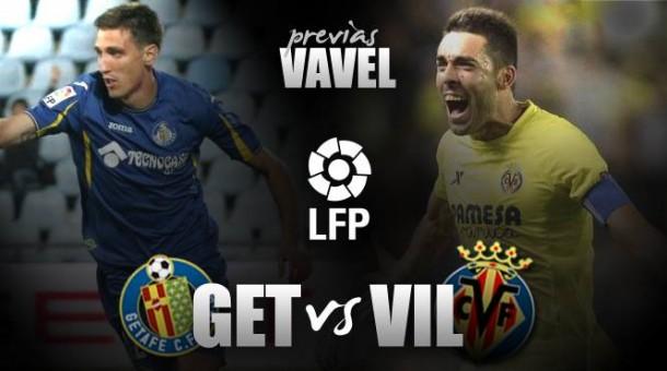 Getafe CF - Villarreal: tres puntos vitales