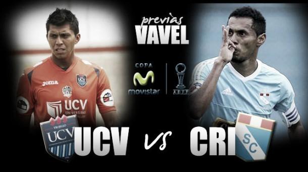 Cesar Vallejo –  Sporting Cristal: los 'rimenses' en busca de la final