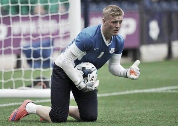 Reports: Sunderland to recall Jordan Pickford in January