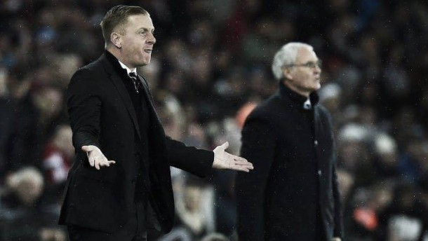 Garry Monk realises future is in doubt after Leicester defeat