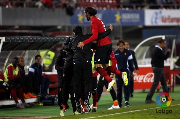 El Mallorca vuelve a sonreír