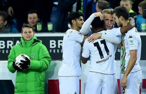 Il sabato di Bundesliga: che Gladbach! Crolla il Bayern. Perde anche il Leverkusen, vola l'Hertha