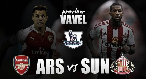 Arsenal - Sunderland Preview: Black Cats looking to make it three wins from three