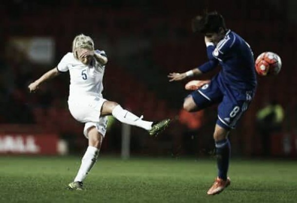 England 1-0 Bosnia and Herzegovina: Substitute Scott gives Lionesses victory in frustrating game