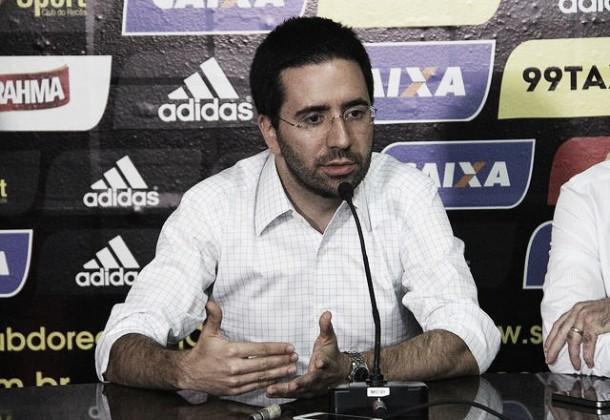 Ex-Santos, André Zanotta é apresentado como novo diretor-executivo de futebol do Sport