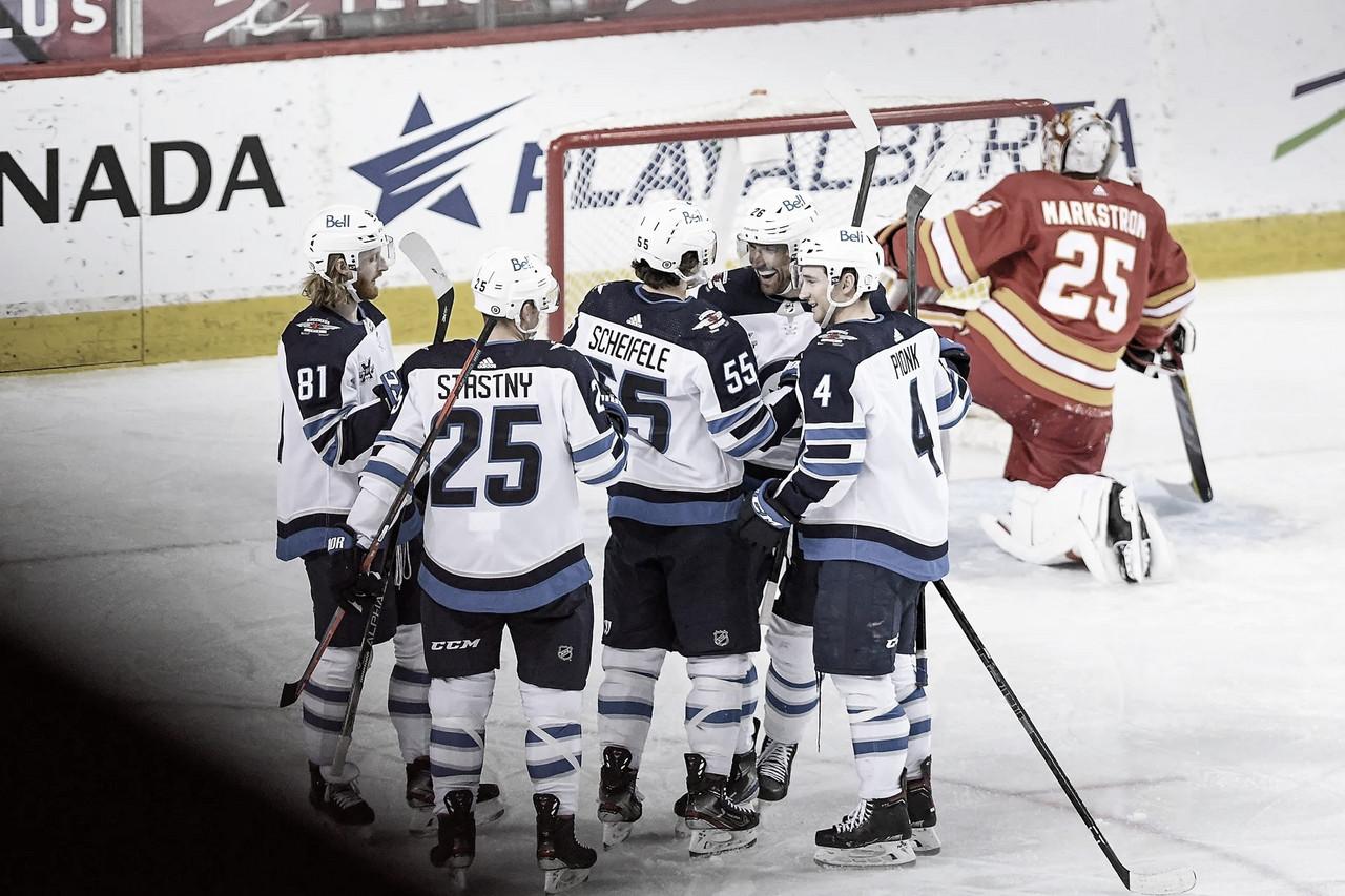 Winnipeg Jets y St. Louis Blues se ganan la clasificación a playoff