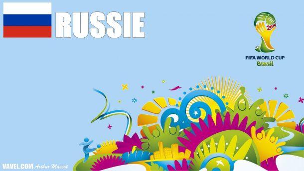 En route vers le Brésil: la Russie [28/32]