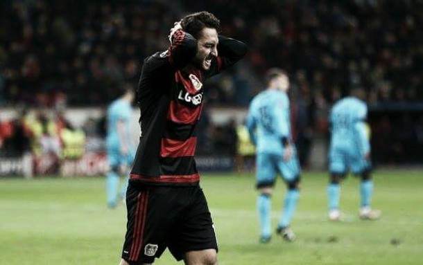 Bayer Leverkusen 1-1 Barcelona: Hosts can't take chances and crash out of Champions League