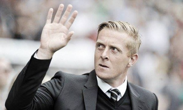 Swansea manager Garry Monk sacked