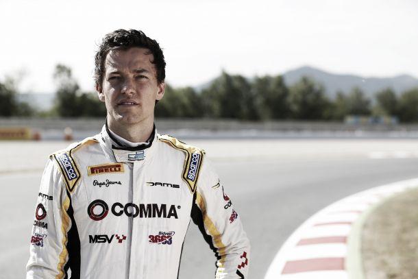Jolyon Palmer anunciado como terceiro piloto da Lotus