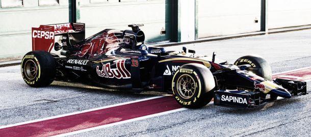 Toro Rosso apresenta o STR10 em Jerez