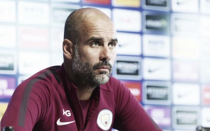 """Em coletiva, Guardiola elogia rival United: """"Podemos ver que é um time do Mourinho"""""""
