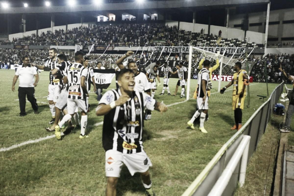 Sport é eliminado pelo Central que chega na final do Pernambucano pela primeira vez em sua história