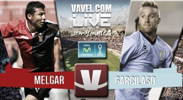 Resultado Melgar 1-0 Real Garcilaso en semifinales nacionales: partido Monumental