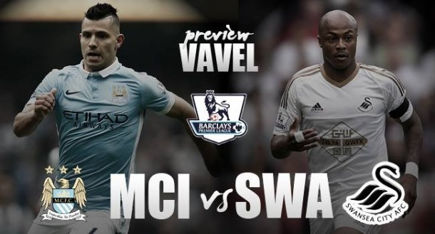 Manchester City vs Swansea City Preview: Managerless Swans look to cause an upset