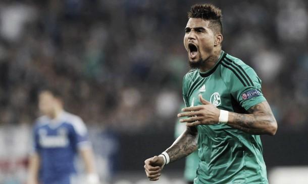Boateng and Schalke finally part ways