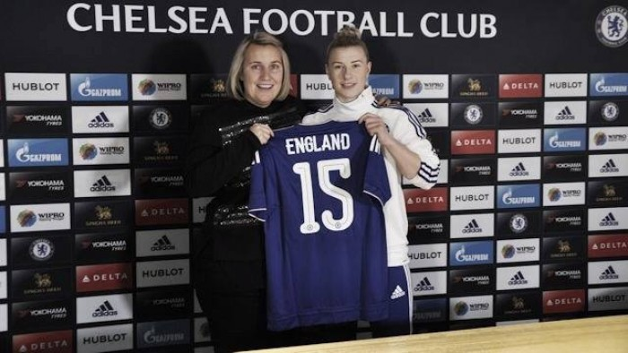 Bethany England signs for Chelsea Ladies