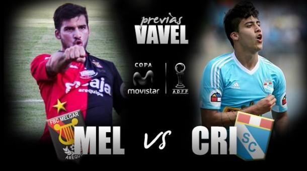 Melgar FBC - Sporting Cristal:La gran final bajo los pies del Misti