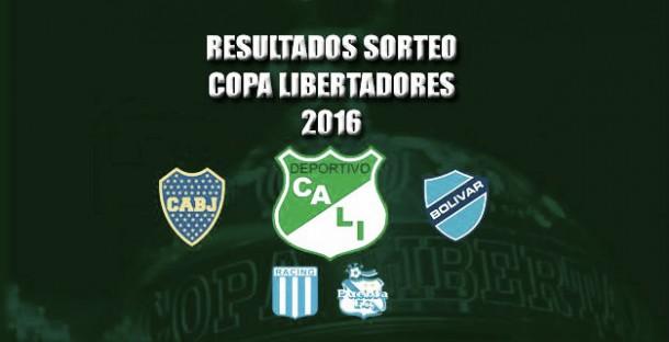 Deportivo Cali conoce sus rivales en la copa