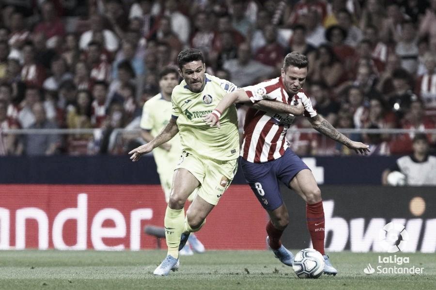 Getafe-Atlético: derbi madrileño a dos jornadas para el final