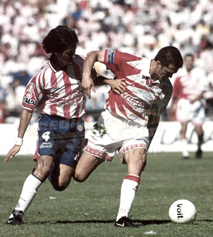 Jugadores que han vestido las playeras de Chivas y Necaxa